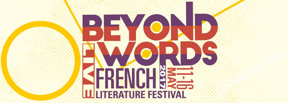 Beyond Words Live Literature Festival